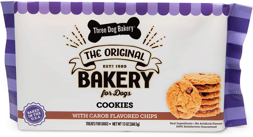 Three Dog Bakery Chocolate Chip Cookies