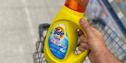 Tide Simply, Bounce & Downy Laundry Products from $1.99 at Walgreens   In-Store & Online