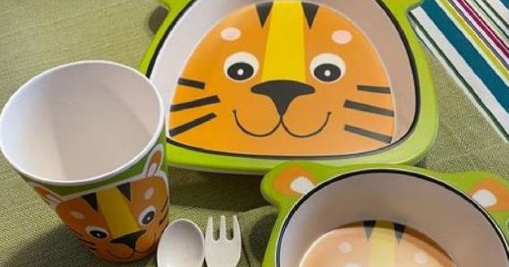 Tiger Bamboo Dishes-2