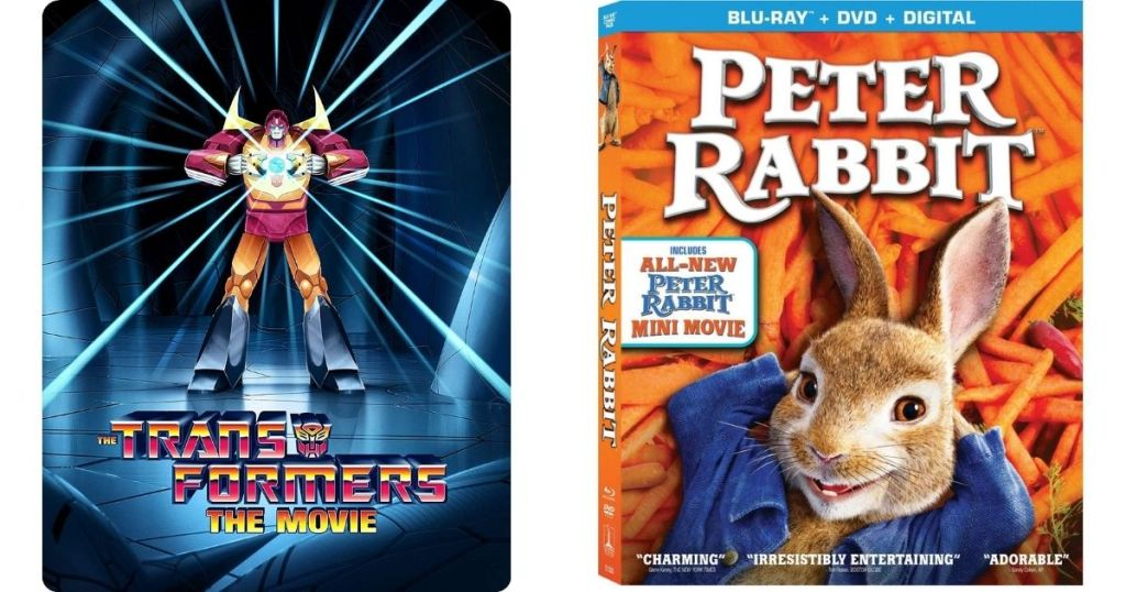 Transformers and Peter Rabbit