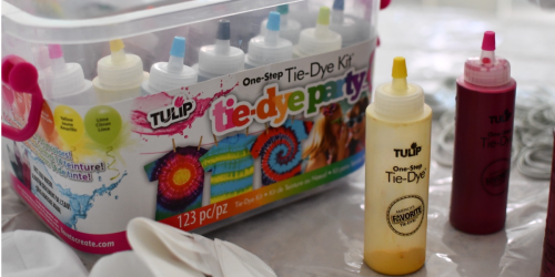 Our Favorite Tie-Dye Party Kit Is Under $10 at Michaels (Regularly $25)