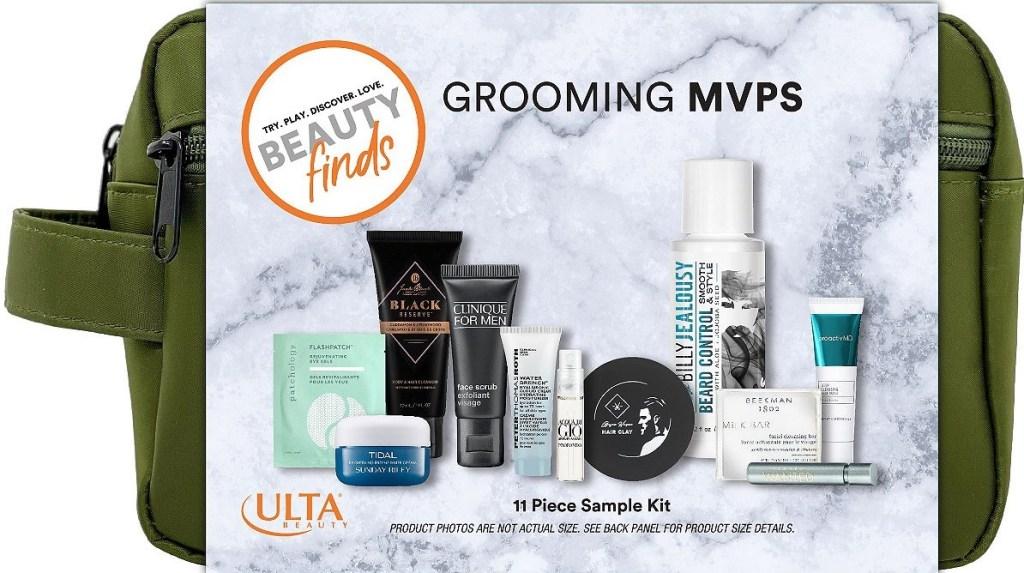 ULTA Finds Grooming kit