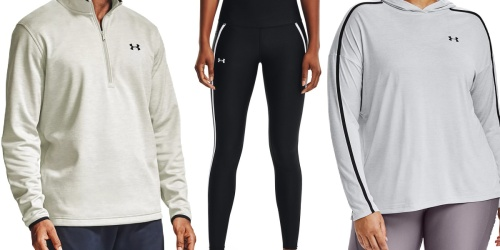 Up to 70% Under Armour Apparel for the Family on Kohl's.com | Includes Plus Sizes