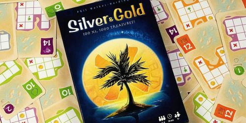 Silver & Gold Board Game Only $6.89 on Target.com (Regularly $14)