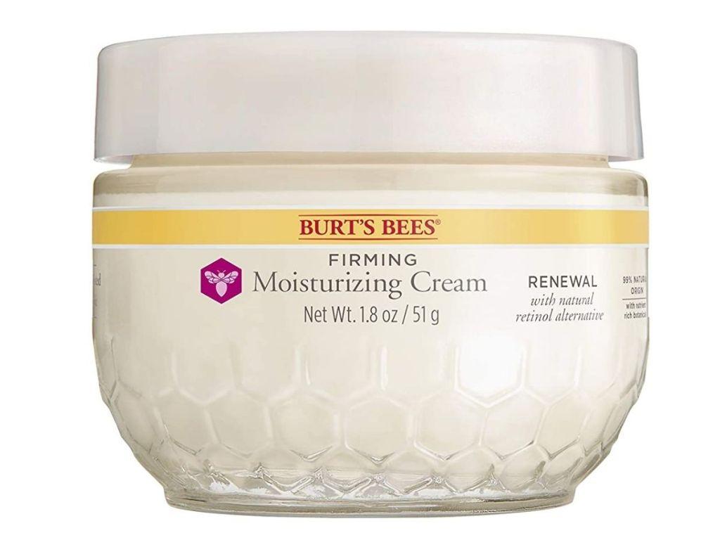 burt bees moisturizer