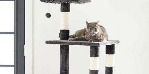 Frisco 62″ Cat Tree & Condo Only $37.50 Shipped (Regularly $75)