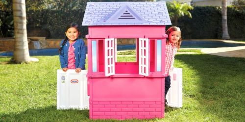 Little Tikes Cape Cottage Playhouse Just $65 Shipped on Walmart.com (Regularly $130)