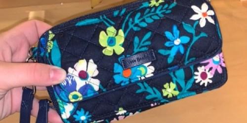 Vera Bradley RFID Wristlets Only $19.99 on Zulily.com (Regularly $60) | 7 Design Choices
