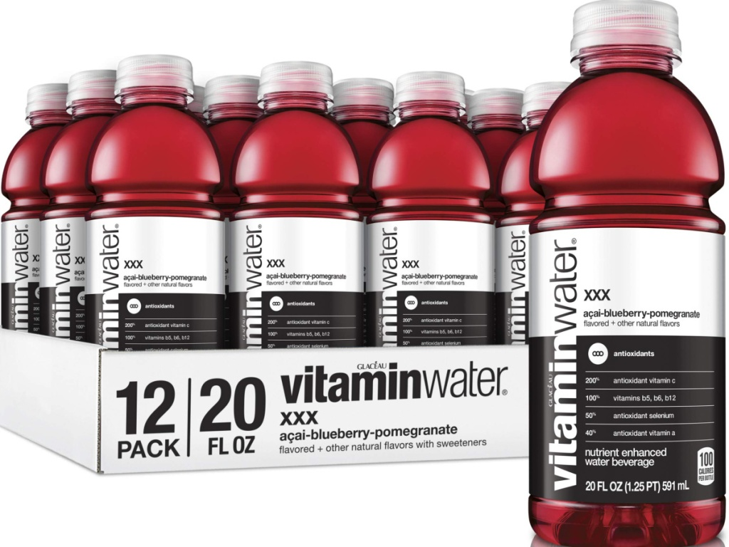 vitaminwaater 12-pack