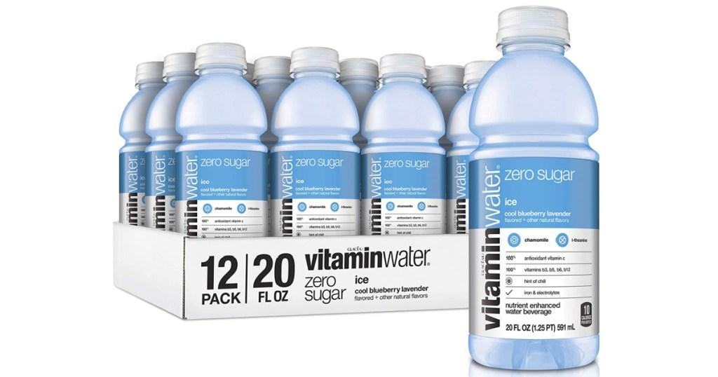 Vitaminwater Zero Sugar Ice drinks