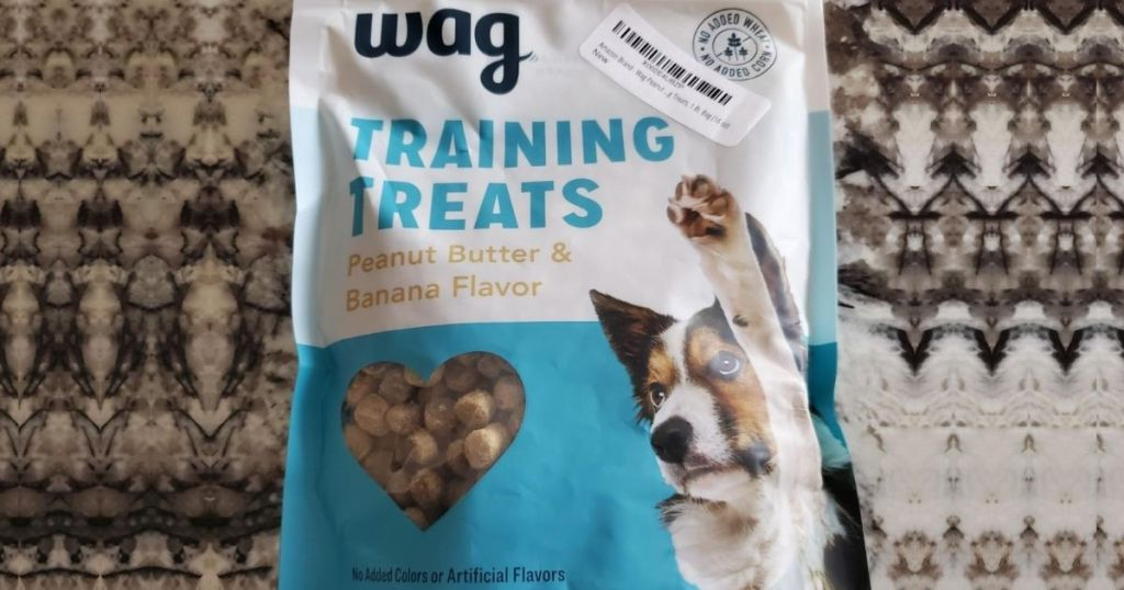 Wag Dog Training Treats