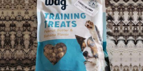 Wag Training Treats 2-Pound Bag Only $7 Shipped on Amazon (Regularly $14)
