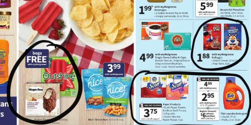 Walgreens Ad Scan for the Week of 6/27/21 – 7/3/21 (We've Circled Our Faves!)