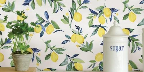 Buy 1, Get 1 FREE WallPops! Peel & Stick Wallpaper, Tiles, & Wall Decals on Zulily.com