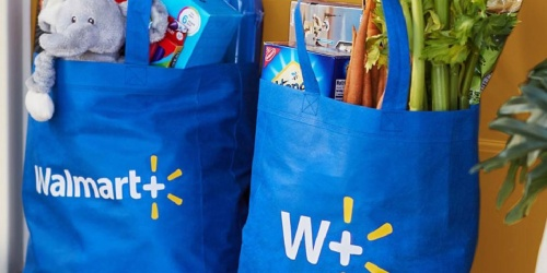 Walmart Plus Members Get $10 Off Your $100 Purchase (+ FREE Membership for American Express Platinum Cardholders)