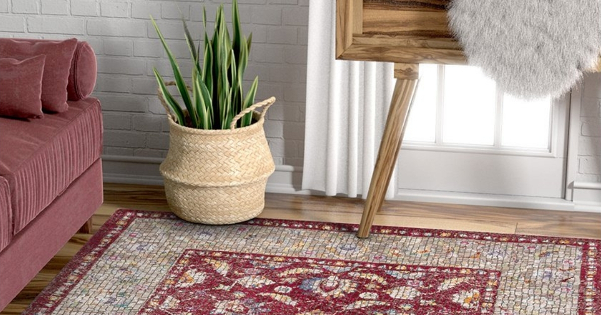 5'x7′ Area Rugs from $45.99 on Zulily.com (Regularly $149)