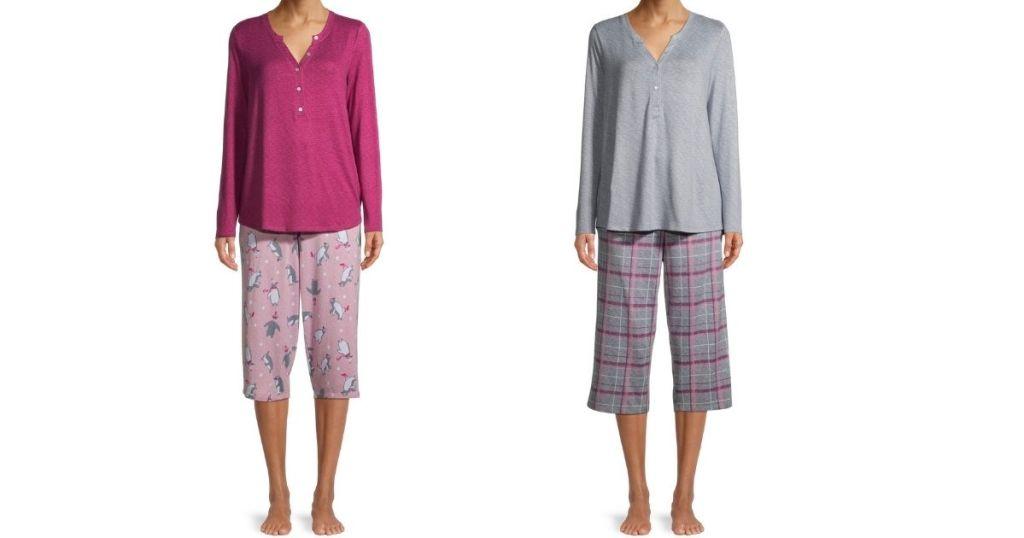 Women's Nursing Pajamas