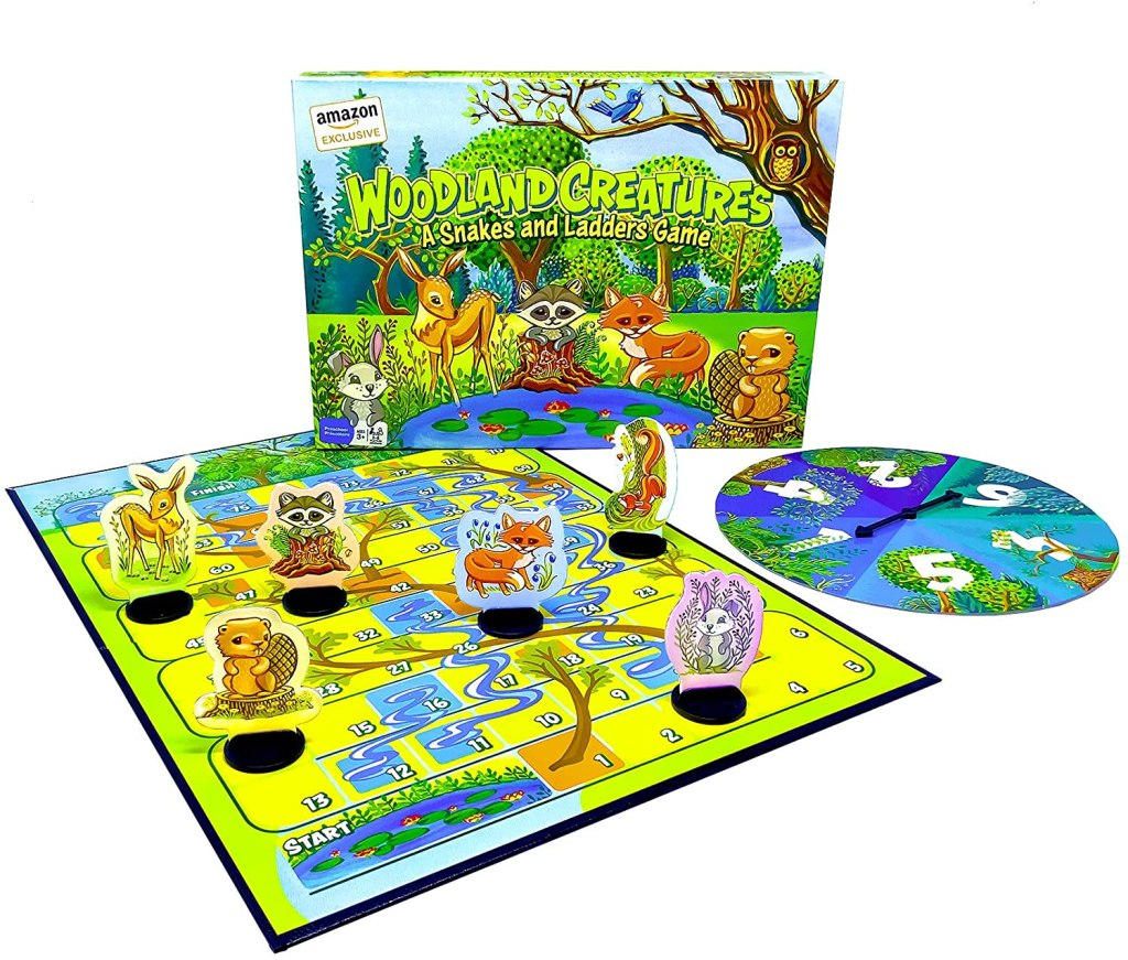 Woodland Creatures Game