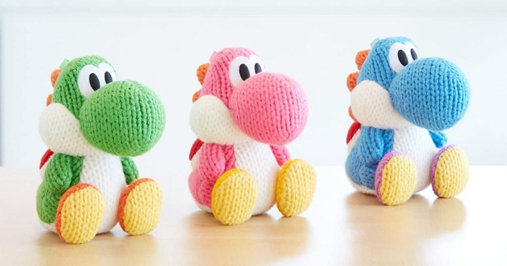 nintendo yarn yoshi