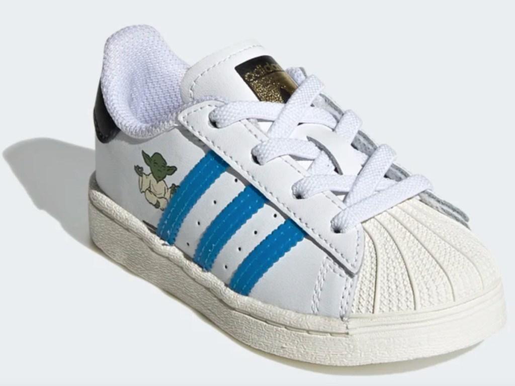 adidas star wars kids shoe
