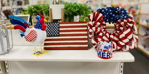 Americana Decor from $10.49 | Wreaths, Signs, & More Cute Finds