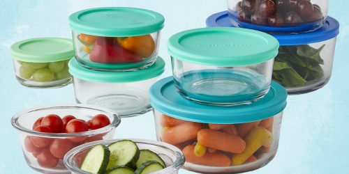 Anchor Hocking 20-Piece Food Storage Set Only $20.99 on JCPenney.com (Regularly $60)
