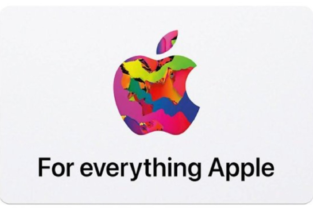 apple egift card