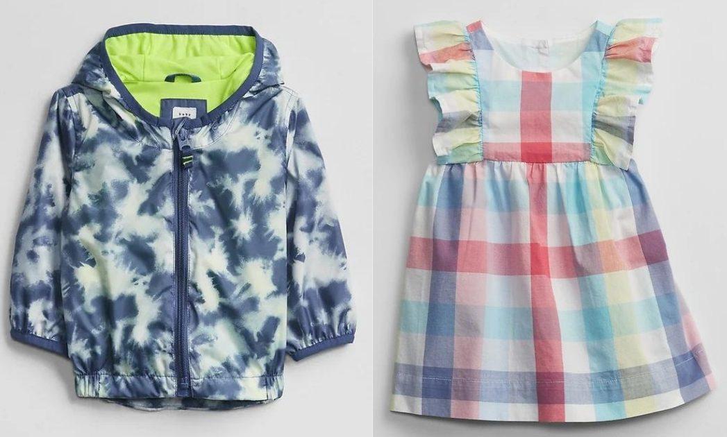 baby clothes at GAP