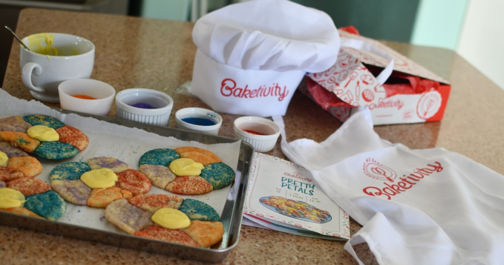 baketivity petals box