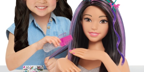 Barbie 20-Piece Styling Head Only $9.93 on Walmart.com (Regularly $30)