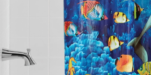 Shower Curtains & Bathroom Sets from $2.72 on Walmart.com