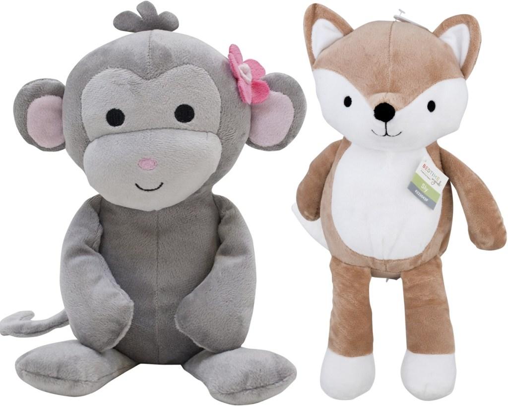 bedtime originals monkey and fox