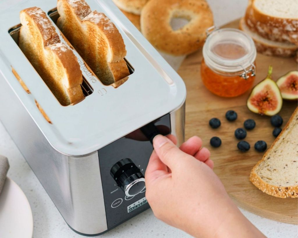 bella touch toaster