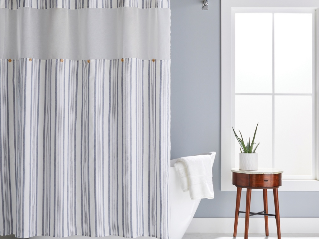 better home stripe curtain