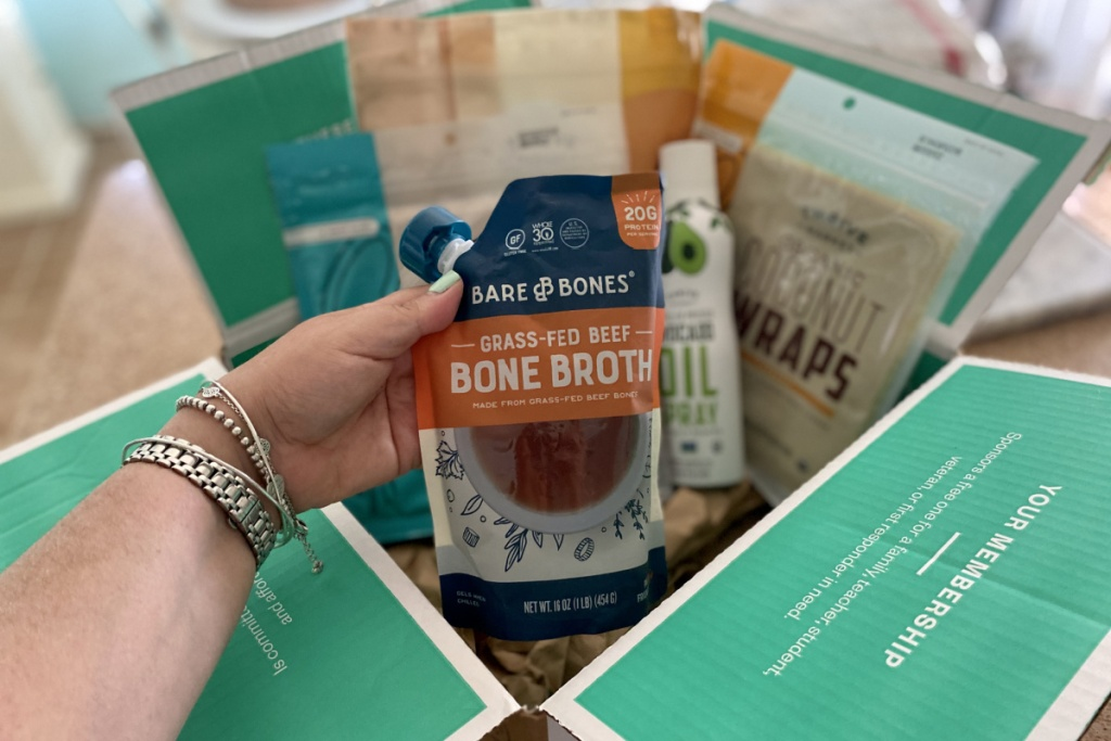 bone broth thrive package