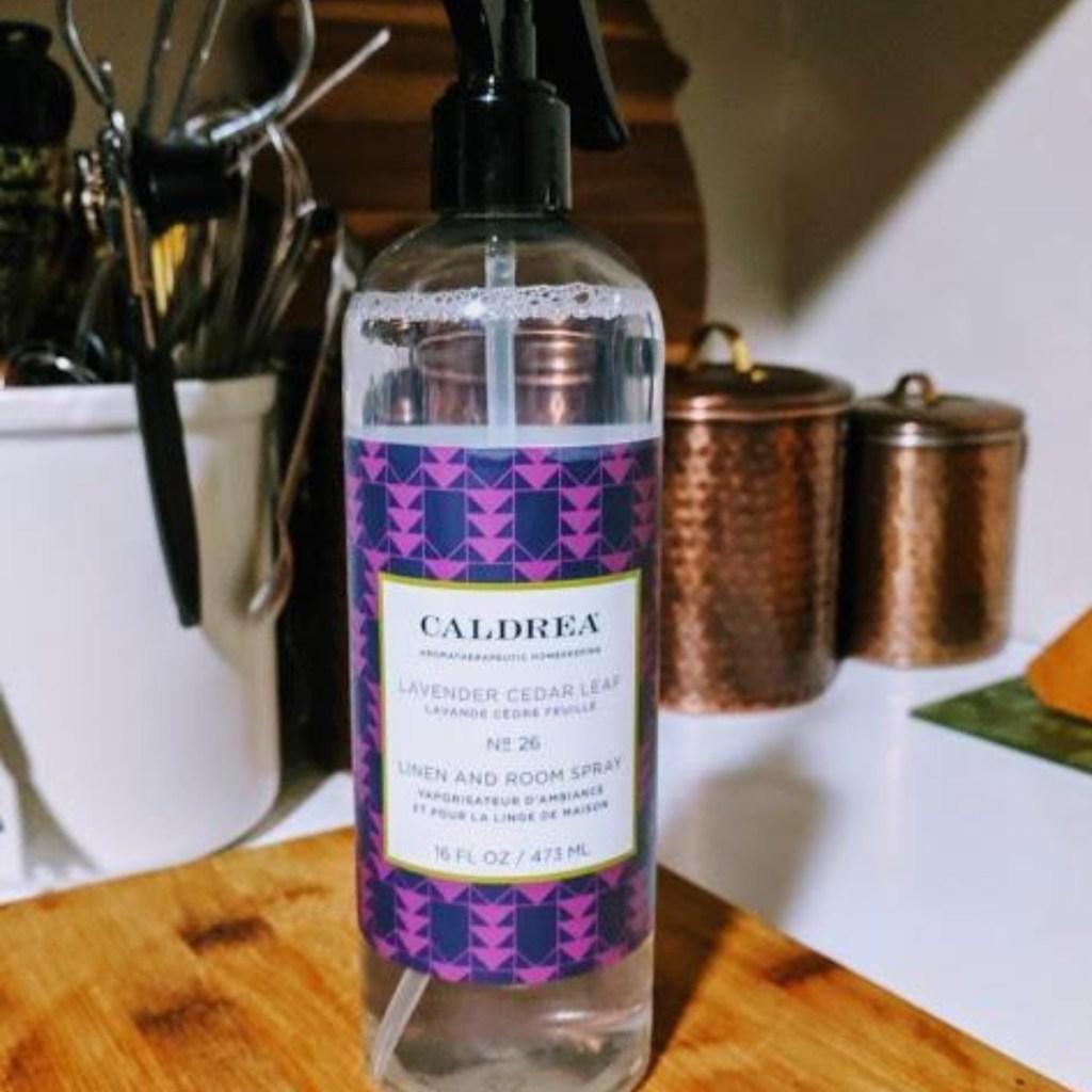 Caldrea room & linen spray