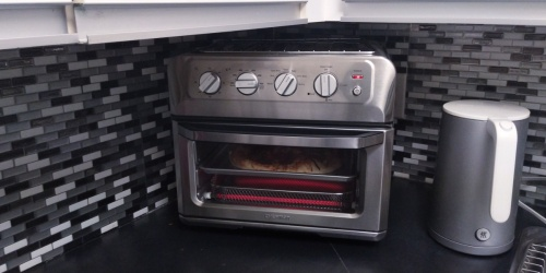 Chefman Convection Toaster Oven & Air Fryer Only $89.99 Shipped on Amazon or BestBuy.com (Regularly $130)