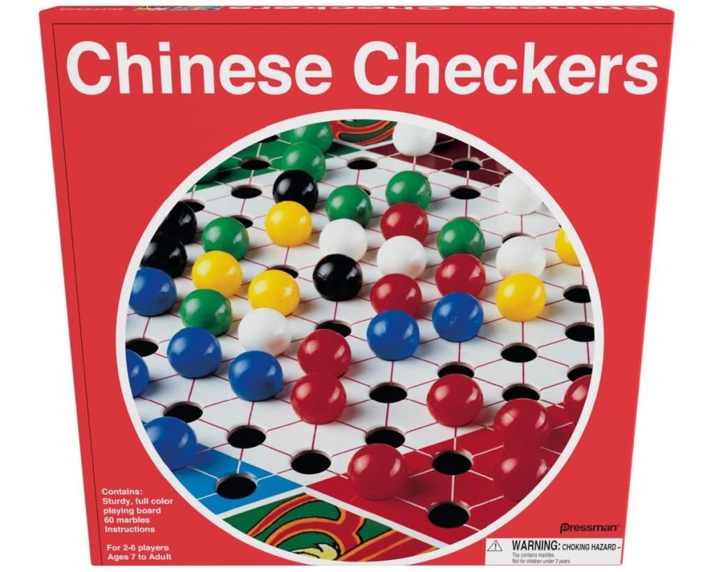 chinese checkers box