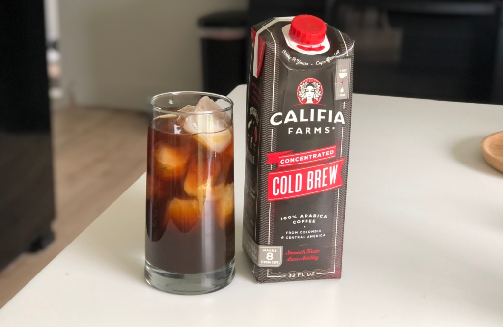 cold brew coffee thrive