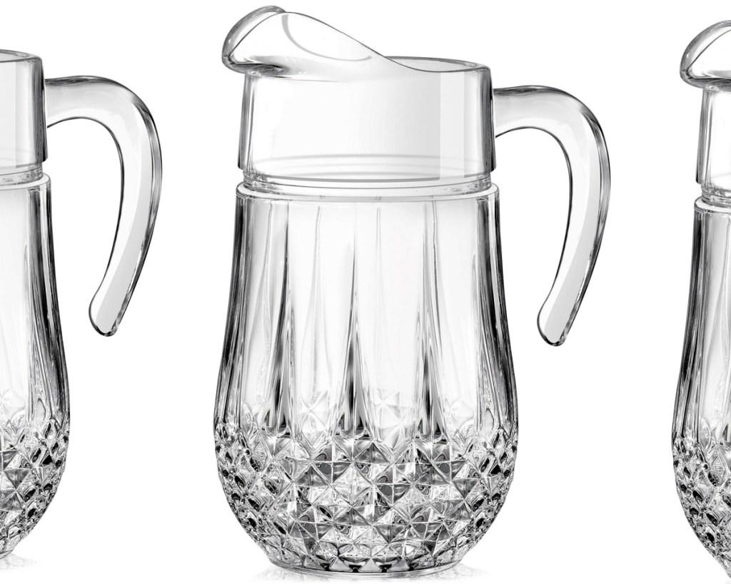 cristal pitcher