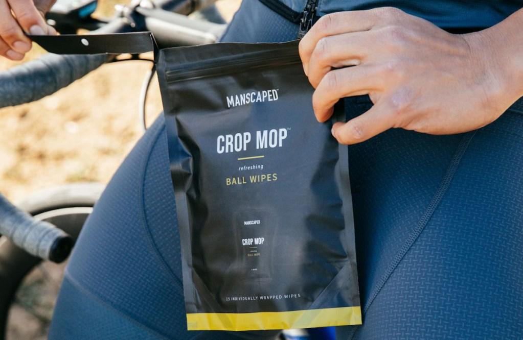 crop mop wipes