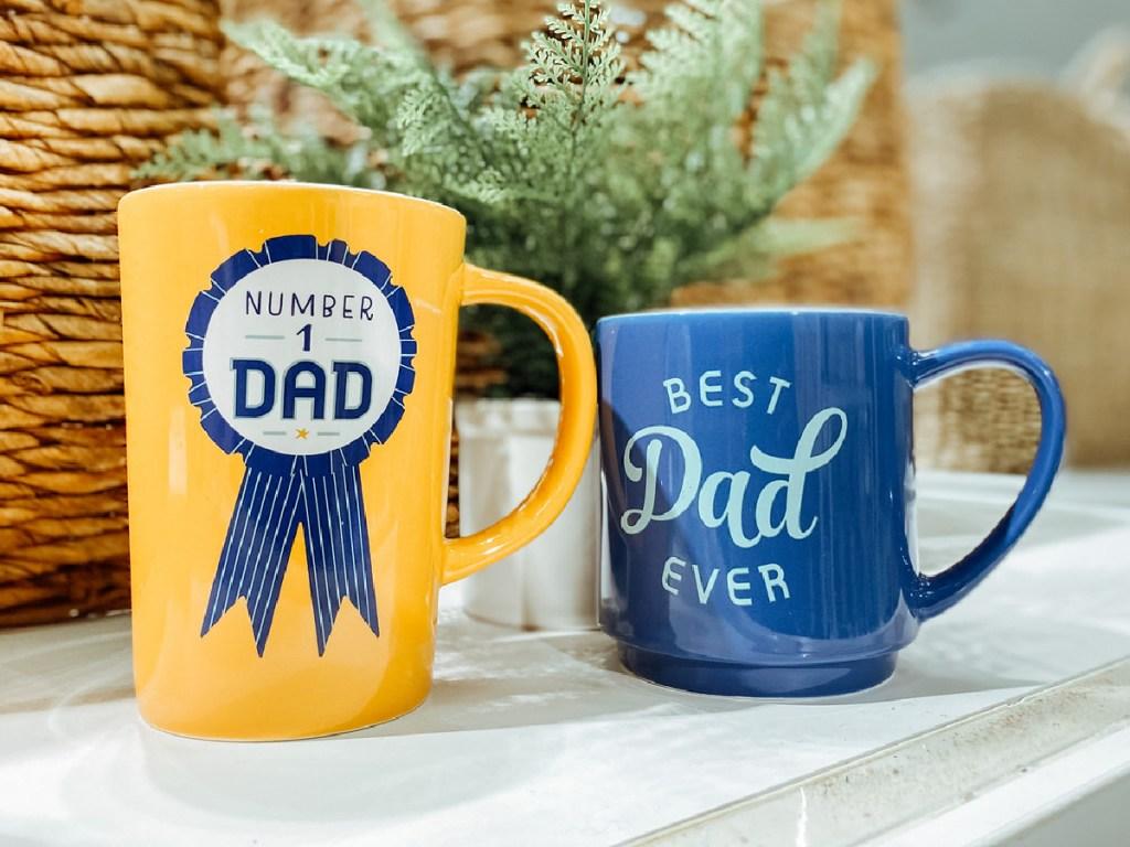 dad mugs from target