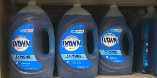 HUGE Dawn Dish Soap Bottle Only $6 on OfficeDepot.com (Regularly $17)