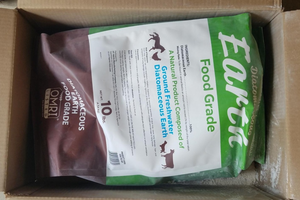 how to kill ants with diatomaceous earth in box