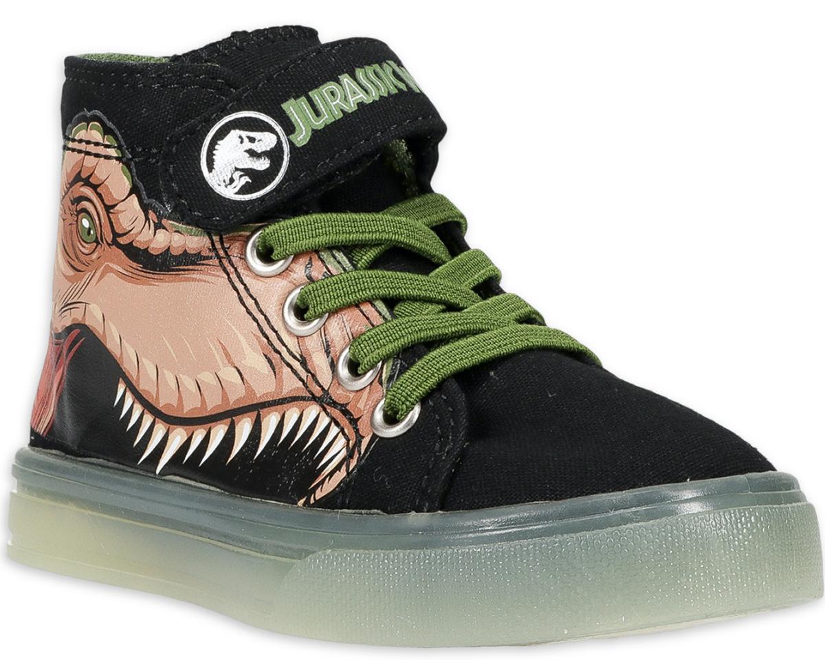 dinosaur light up shoes