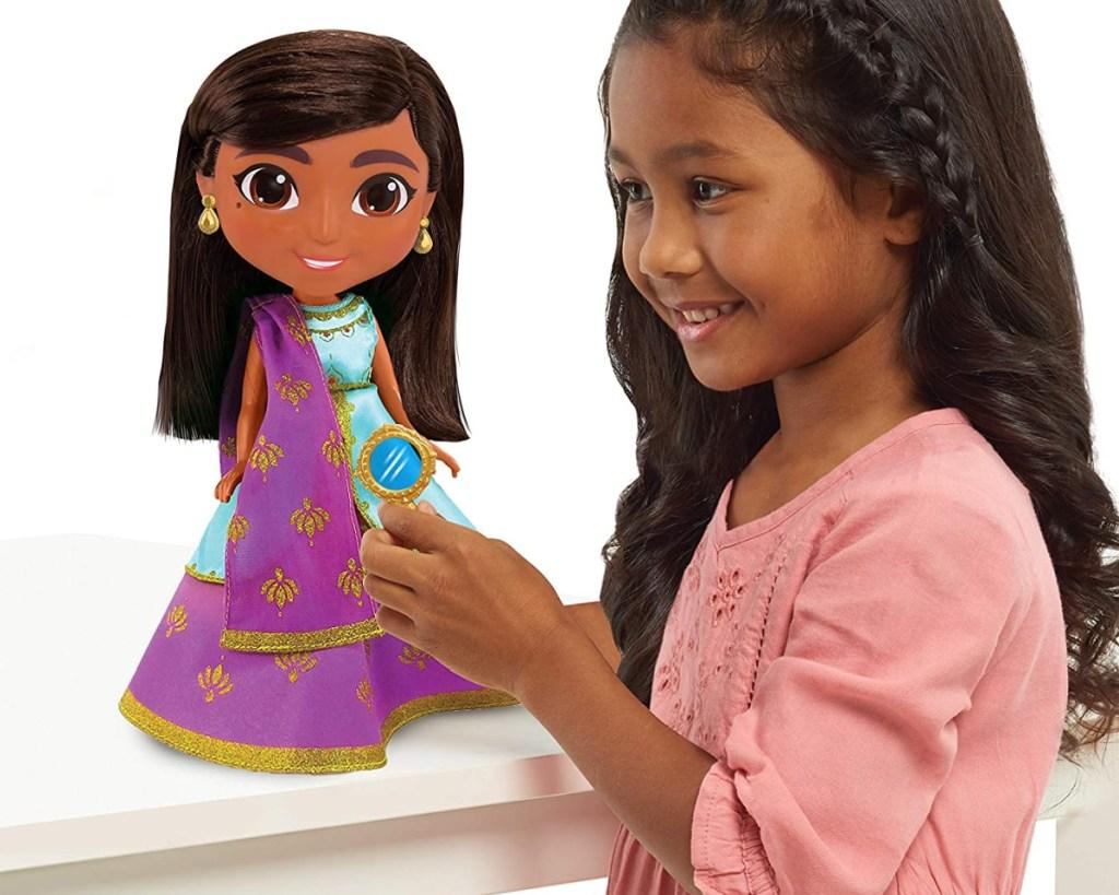 disney mira celebration doll