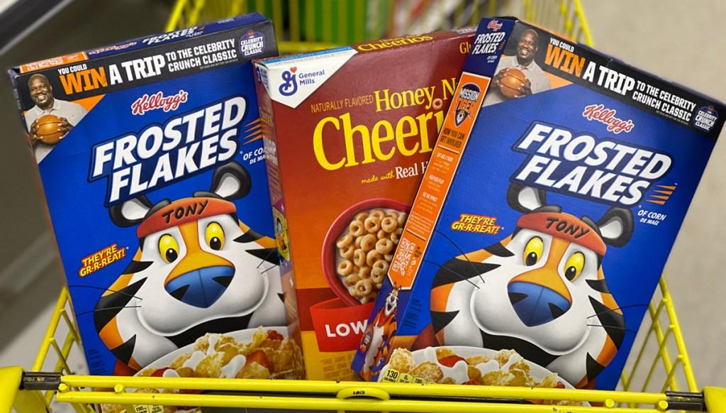 dollar general cereal