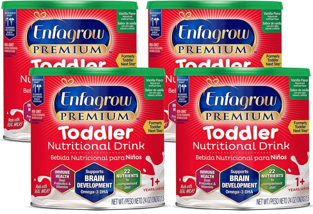 enfagrow toddler drink 4 pack