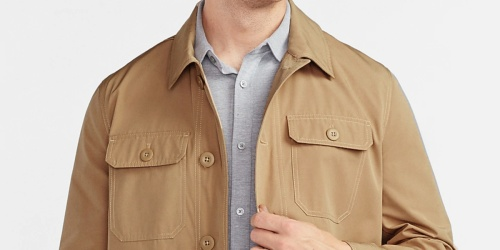 Express Men's Jackets from $24.97 (Regularly $100) | Father's Day Gift Idea