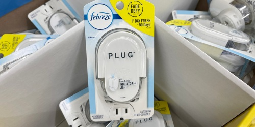 FREE Febreze Plug-In Warmer on Walgreens.com   Just Use Your Phone!